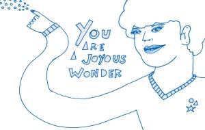 joyous wonder